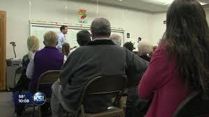 Democrats get big crowds at state caucuses | KSL.com