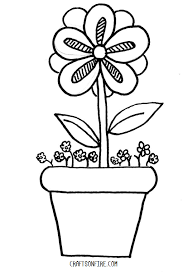 easy ways to draw simple flowers