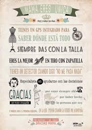 Aticom Design Lamina Descargable Para El Dia De La Madre By