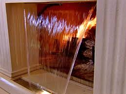 waterfall fireplaces for homes and