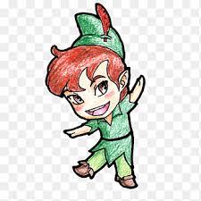 Peter Pan in Kensington Gardens Peter und Wendy Wendy Liebling verlorene  Jungen, Wachsmalstift Malerei Peter Pan Peter Pan, Tiere, Animation png |  PNGEgg
