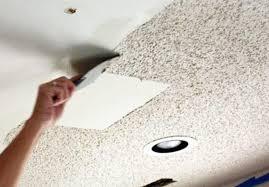 popcorn ceiling removal popcorn