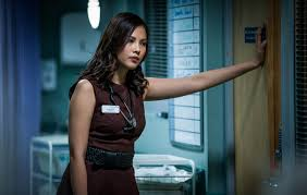 Casualty's Crystal Yu: Rebecca Ryan calls me 'hangry face'