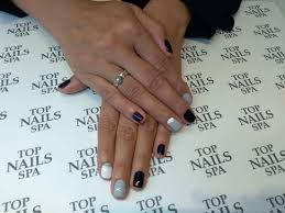 tel color picture of top nails spa