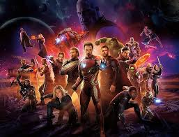 marvel infinity wars wallpaper