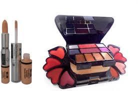 ads foundation concealer and makeup kit