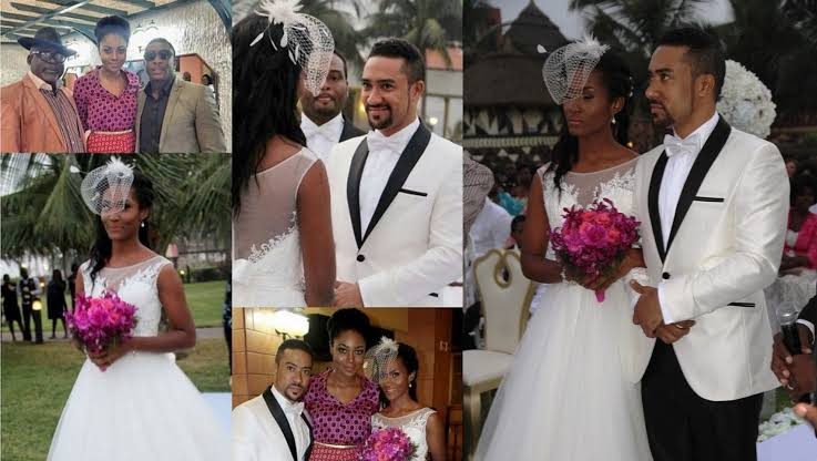 Image result for majid michel wedding pictures