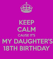 daughters 18th birthday es esgram