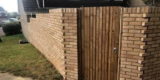 brickwork services retaining garden