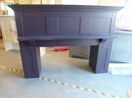 over mantle for aga