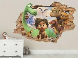 The Good Dinosaur 3d Window Decal Wall Sticker Home Decor Art Mural H580