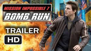 Mission Impossible 7 - (2020 Movie Trailer) - Parody - YouTube