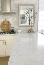 white quartz for kitchen countertops