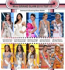 Miss Grand Slam 2010 | Miss Grand Slam Wiki