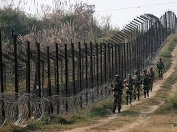 Rajnath To Launch India S First Smart Fence Project Along India Pak Border Tomorrow India News Times Of India