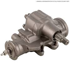 dodge motorhome power steering gear box