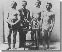 Bodybuilding's First Champion: William Murray – Physical Culture Study