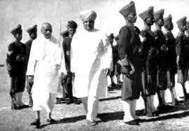 When Jawaharlal Nehru and Sardar Patel flew in Maharaja's private Dakota  aircraft ! - Star of Mysore