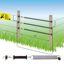 Lydite Electric Fence Spring Gate Set With Handle Activator Assembly Hardware Kit Buy Metal Spring Farm Fence Spring Strech Spring Product On Alibaba Com