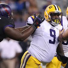 LSU Football 2014 NFL Draft Profiles: Ego Ferguson - And The ...