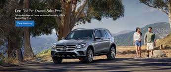 May 2019 Certified Pre-owned Sales Event | Mercedes-Benz of Arcadia