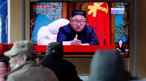 North Korean dictator Kim Jong-un ...