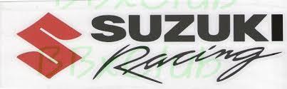 an suzuki racing race car motor