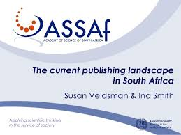 South African Scholarly Publishing Landscape