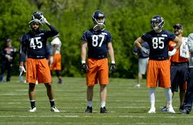 What to expect from Chicago Bears TE Adam Shaheen in 2017