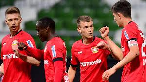 Live Commentary - W Bremen vs Leverkusen