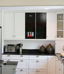 touch screen cabinet door