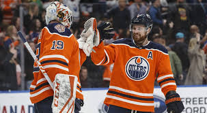 Oilers excited for 'glue guy' Adam Larsson to return to lineup ...
