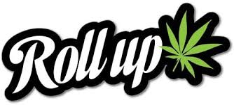 Amazon Com Roll Up Weed Funny Sticker Decal 420 Dope Car Funny Automotive