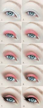 beautiful makeup ideas for blue eyes