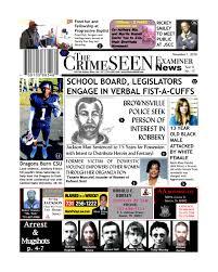 The CrimeSEEN Examiner News November 7, 2019 by CrimeSEEN Examiner - issuu