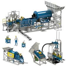 placer mining equipment