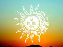 Live By The Sun Love By The Moon Vinyl Decal Vinyl Sticker Etsy In 2020 Sun And Moon Drawings Moon Decal Sun And Moon Mandala