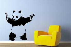 Decorate Your Home With These Dope Street Art Vinyl Wall Decors My Hell Of A Life