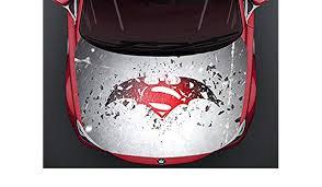 Superman Logo Decal Vinyl Graphic Hood Side Car Truck Ushirika Coop