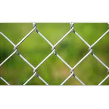 Galvanized Iron Chain Link Jali For Fencing Rs 55 Kg Shiv Wire Netting Id 11137302791