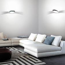 modern living room wall lighting ideas