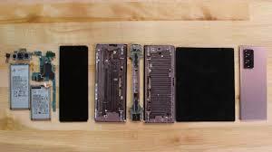 Galaxy Z Fold 2 teardown shows improved design, better repairability -  SlashGear
