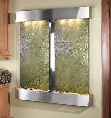 wall hanging water fountains