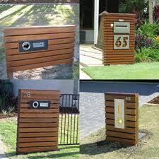 Letterbox Ideas Letter Box Letter Box Design Brick Mailbox