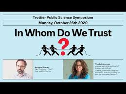 """In Whom Do We Trust?"""" featuring Anthony Warner and Wendy Zukerman - YouTube"""