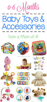 baby toys accessories for 0 6 months
