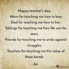 happy teacher s day quotes writings by ramya phoenix