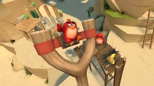 Angry Birds VR' Review — Redefining a Mobile Powerhouse for the ...