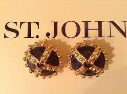 designer jewelry earrings clip