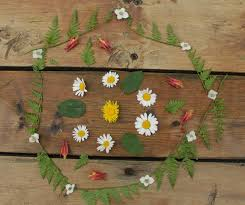 Creating Nature Mandalas With Children Step by Step - Mothering